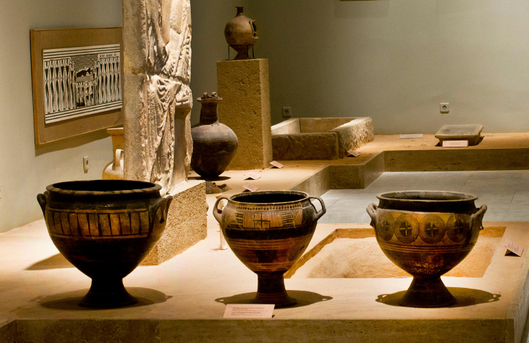 Archaeological Museum of Volos, Greece